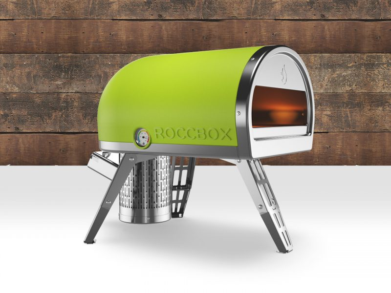 Roccbox 'Compact Wood & Gas Pizza Oven'